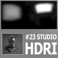 HDRI Map Studio #23