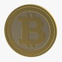bitcoin 3D models