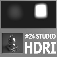HDRI Map Studio #24