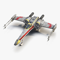 max star wars x wing