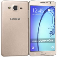 3d samsung galaxy on5 gold model