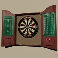 max dart board