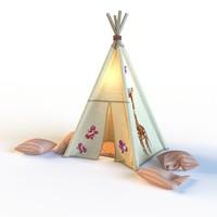 children's tent 2
