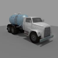 3d model of water games