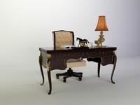 desk classical