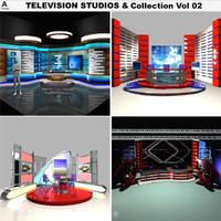 3ds television studios vol 02