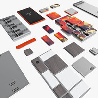 ara project 3d model