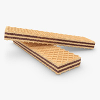 Wafer Cookie Chocolate