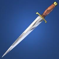 maya dagger arkansas toothpick 01