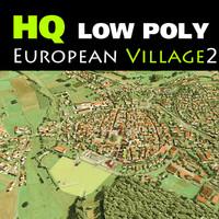 Little European village 2