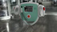 defibrillator 3d 3ds