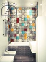 3ds max bathroom bath