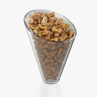 3dsmax vase cork