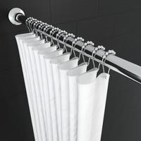 3d model shower curtain