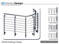 3DMD Railing Cable V3.4