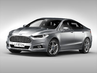 Ford Fusion (2015)