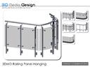 handrail 3D models