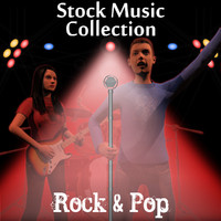 Stock Music Collection - Rock and Pop