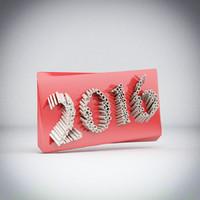 2016 blender print 3d model
