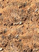 Sand with stones 1