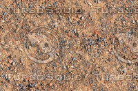 Sand with stones 17