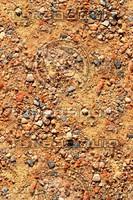 Sand with stones 18