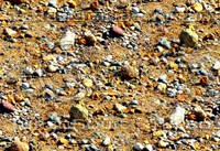 Sand with stones 19