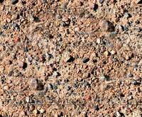 Sand with stones 16