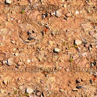 Sand with stones 11