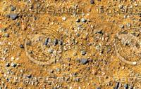 Sand with stones 15