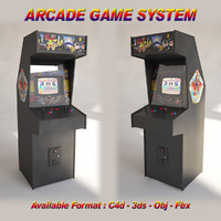 Arcade Game System