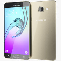 realistic samsung galaxy a7 3d 3ds