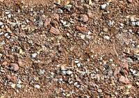 Sand with stones 25