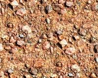 Sand with stones 33