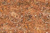 Sand with stones 23