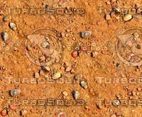 Sand with stones 20