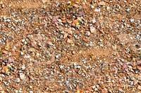 Sand with stones 28