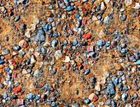 Sand with stones 32