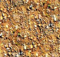 Sand with stones 26