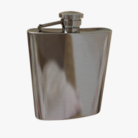 obj hip flask
