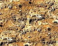 Sand with stones 42