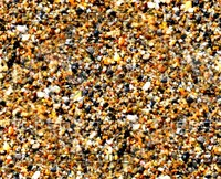 Sand with stones 43