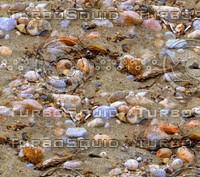 Sand with stones 38