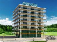 3d model building environment