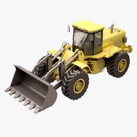 3dsmax construction loader