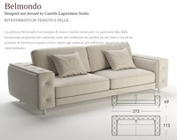 belmondo sofa 3ds