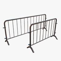 ready barricade fence ma free
