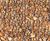 Sand with stones 50