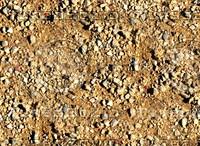 Sand with stones 51
