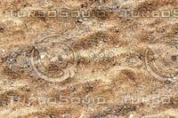 Sand with stones 6